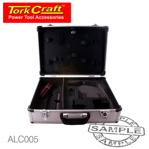 ALUMINIUM TOOL CASE 45.5 X 33 X 15.2 SKC23R - Power Tool Traders