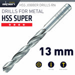 HSS SUPER DRILL BIT 13MM - Power Tool Traders