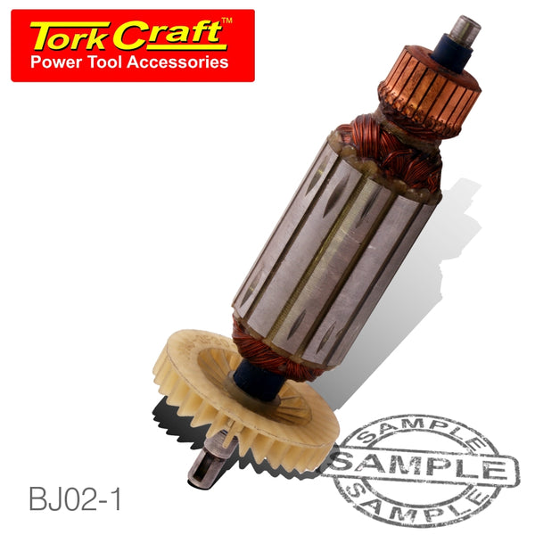 ARMATURE FOR BJ02 BISCUIT JOINER - Power Tool Traders