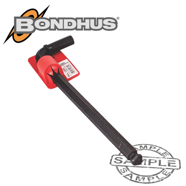 HEX BALL END L-WRENCH 14.0MM PROGUARD SINGLE BONDHUS - Power Tool Traders