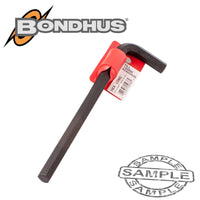 HEX END L-WRENCH 10.0MM PROGUARD SINGLE BONDHUS - Power Tool Traders