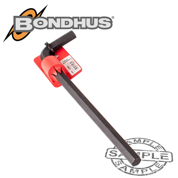 HEX END L-WRENCH 14.0MM PROGUARD SINGLE BONDHUS - Power Tool Traders