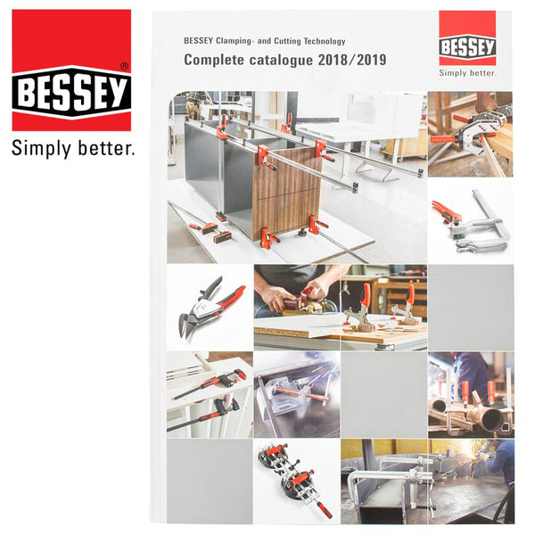 BESSEY GENERAL CATALOGUE 2018 - Power Tool Traders