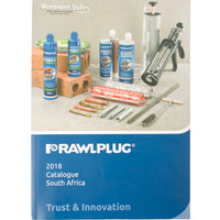 RAWLPLUG GENERAL CATALOGUE A4 - Power Tool Traders