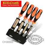 CHISEL SET WOOD 4 PIECE IN BLISTER - Power Tool Traders