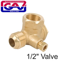 NON-RETURN VALVE 1/2' - M/F BX16VRN114 X1 PER PACK - Power Tool Traders
