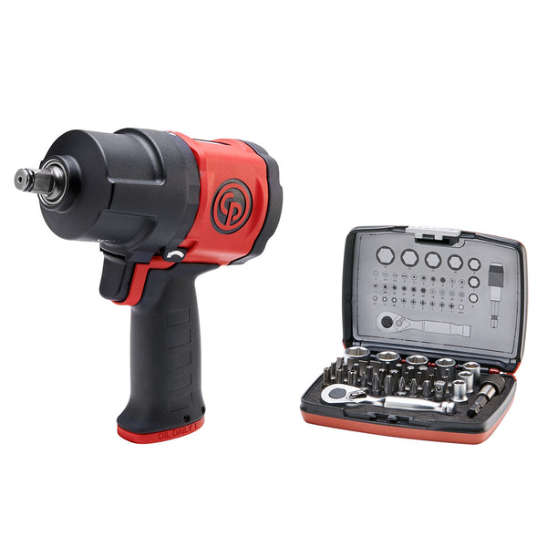 CP7748 + Bit set - Power Tool Traders
