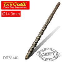 SDS PLUS DRILL BIT 210X150 14.0MM - Power Tool Traders
