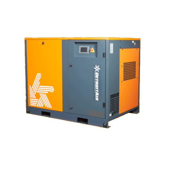 DT-75 DETROIT AIR SCREW COMPRESSOR 75HP / 55KW 363CFM