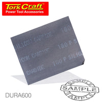 DURASAND MESH SANDING SHEET 600GRIT 270X230 - Power Tool Traders