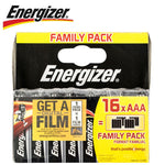 ENERGIZER POWER AAA 16-PACK - Power Tool Traders