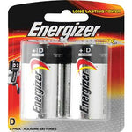 ENERGIZER MAX D - 2 PACK (MOQ 6) - Power Tool Traders
