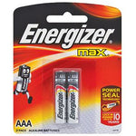 ENERGIZER POWER AAA - 2 PACK (MOQ 20) - Power Tool Traders