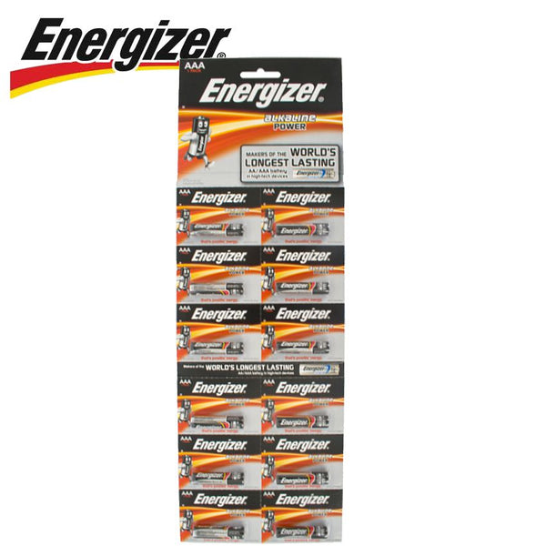 ENERGIZER POWER AAA - 12 PACK (MOQ 20) - Power Tool Traders