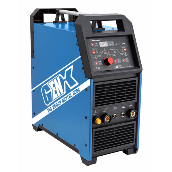 TIG2500P DIGITAL ACDC - Power Tool Traders