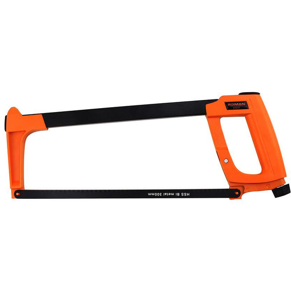 FIXMAN HACK SAW 300MM TAPERED FRAME - Power Tool Traders
