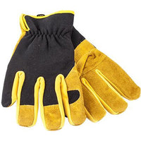 GLOVE LEATHER PALM XX-LARGE - Power Tool Traders