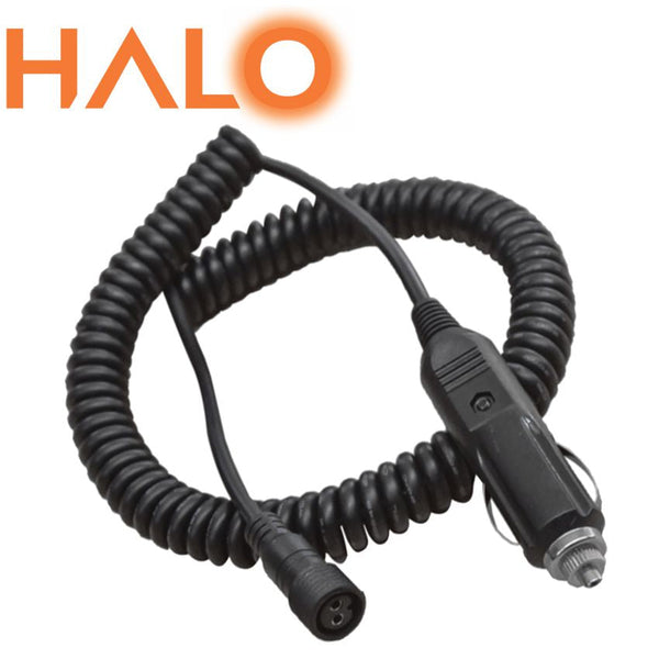 CAR ADAPTOR PLUS 2.5M COIL CABLE - Power Tool Traders