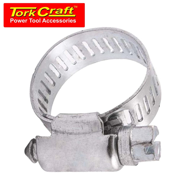 HOSE CLAMP 11-23MM EACH - Power Tool Traders