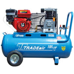 COMPRESSOR PETROL 100LT 6.5HP - Power Tool Traders