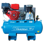 COMPRESSOR 11HP-100L PETROL - Power Tool Traders