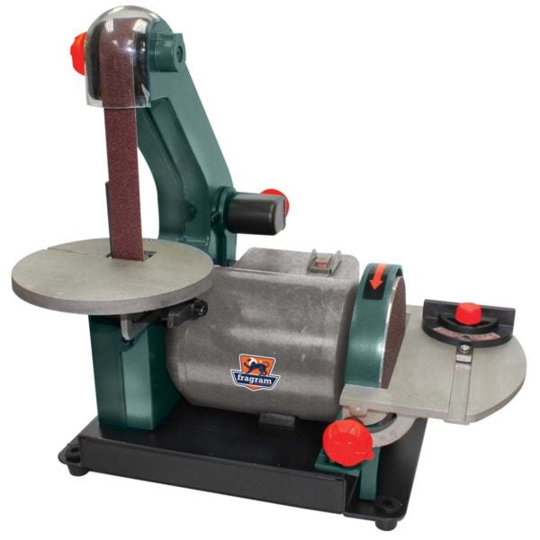 FRAGRAM BELT AND DISC SANDER - Power Tool Traders