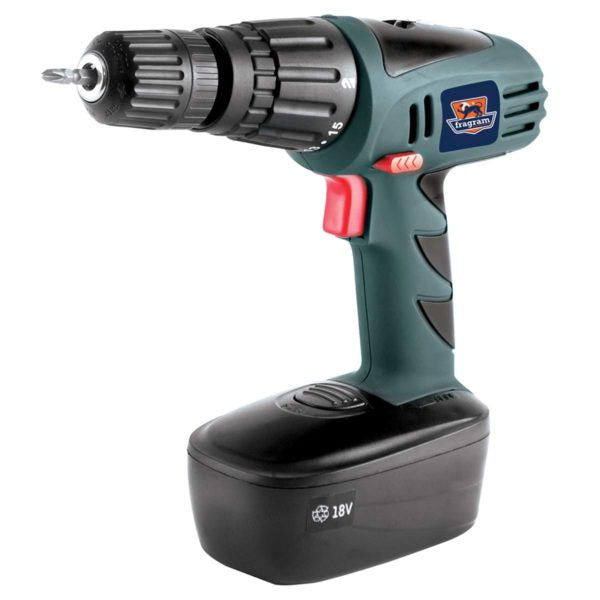 DRILL CORDLESS 18V FRAGRAM - Power Tool Traders