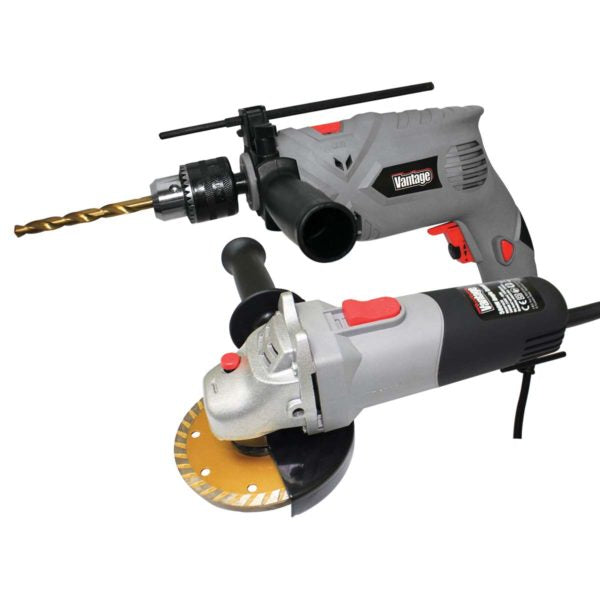 DRILL A/GRINDER KIT - Power Tool Traders