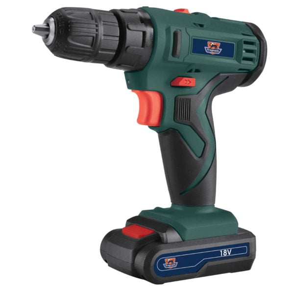 DRILL 18V CORDLESS X2 BATTERY - Power Tool Traders