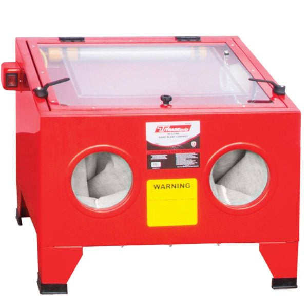 SAND BLASTER CABINET 90L - Power Tool Traders