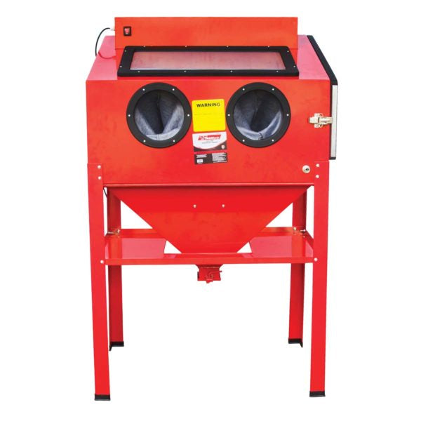 SAND BLASTER CABINET 220L - Power Tool Traders
