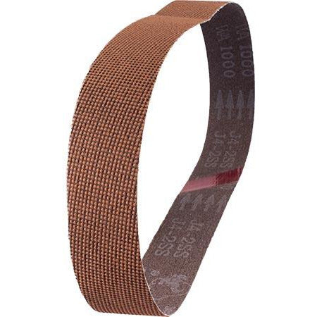 1000 GRIT ZIRCONIA SANDING BELTS 40MMX760MM - Power Tool Traders