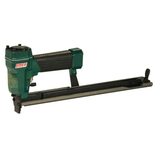 Omer 80.16 CLT Long Magazine/Top Load/Remote Fire Fine Wire Stapler - Industrial Superior Quality - Power Tool Traders