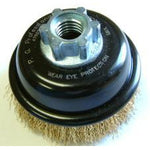 WIRE CUP BRUSH HI SPD.75X14MM - Power Tool Traders