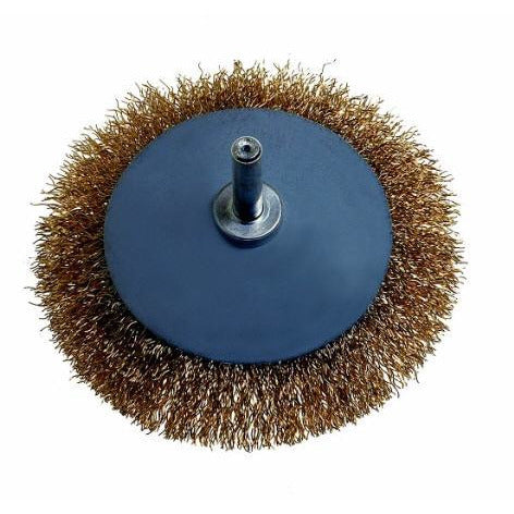 CONICAL WIRE WHEEL BRUSH - Power Tool Traders
