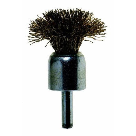 END WIRE BRUSH 40MM MUSHROOM - Power Tool Traders
