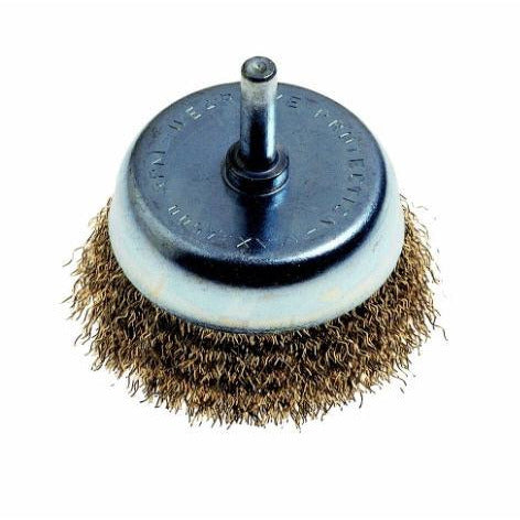 WIRE CUP BRUSH 85MM - Power Tool Traders