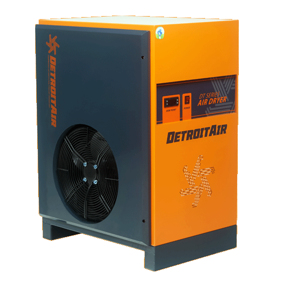 REFRIGERATED AIR DRYER FOR DT-30A SCREW COMPRESSOR 120CFM TO 135 CFM