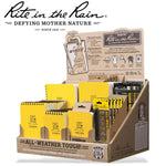 RITE IN THE RAIN MEDIUM DISPLAY WITH STOCK YELLOW - Power Tool Traders