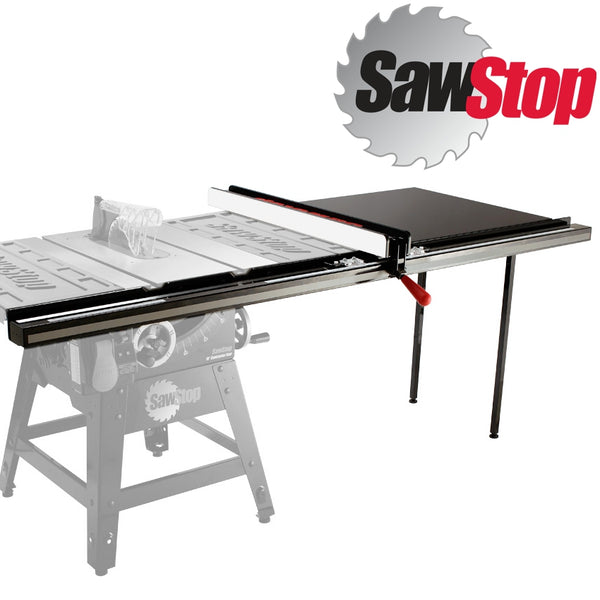 SAWSTOP T-GLIDE FENCE ASS. 52' RAIL AND TABLE - Power Tool Traders