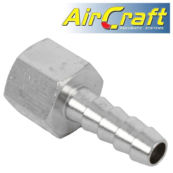 CONNECTOR HOSETAIL 1/4'X 8MM  2PACK - Power Tool Traders