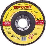 FLAP SANDING DISC 115MM 120 GRIT - Power Tool Traders