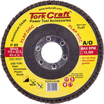 FLAP SANDING DISC 115MM 80 GRIT - Power Tool Traders