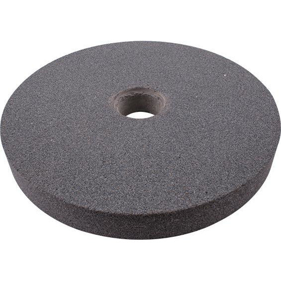 GRINDING WHEEL 200X25X32MM BORE FINE 60GR W/BUSHES FOR BENCH GRINDER - Power Tool Traders
