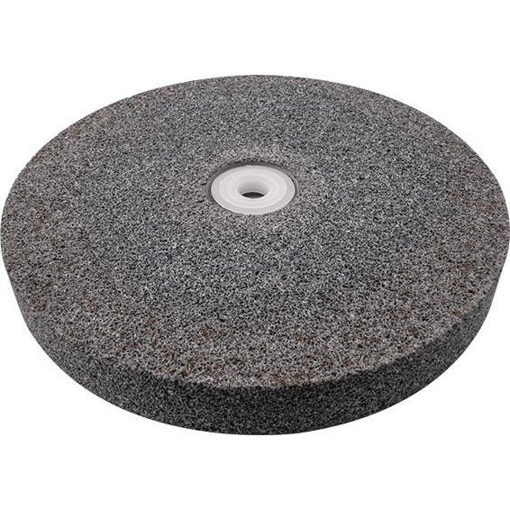 GRINDING WHEEL 200X25X32MM BORE COARSE 36GR W/BUSHES FOR BENCH GRINDER - Power Tool Traders