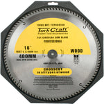 BLADE CONTRACTOR 400 X 100T 30/1 CIRCULAR SAW TCT - Power Tool Traders