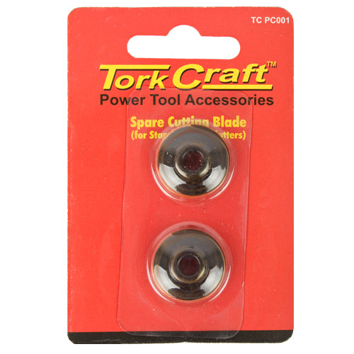 SPARE BLADES FOR PIPE CUTTERS 2PC - Power Tool Traders