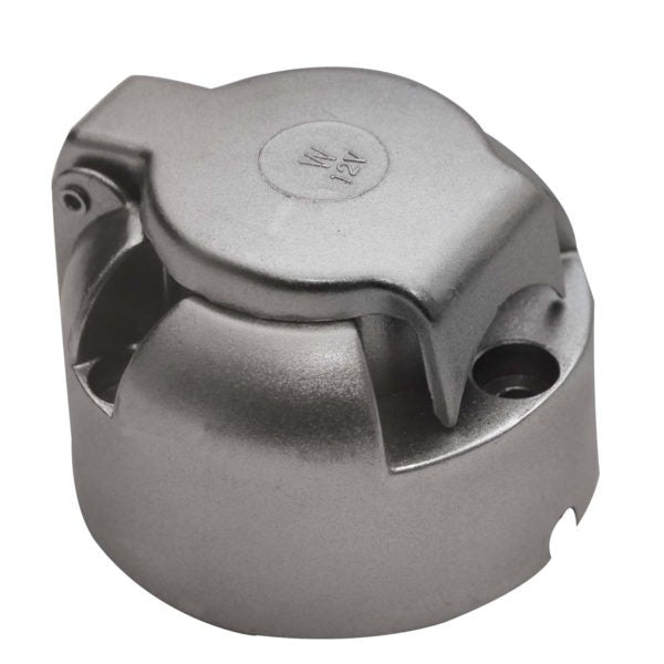 TRAILER METAL SOCKET 7 PIN - Power Tool Traders