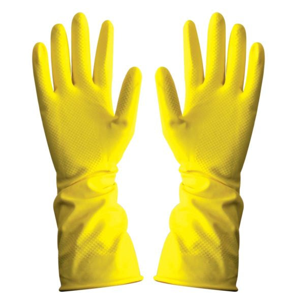 GLOVE LATEX HOUSEHOLD LARGE - Power Tool Traders