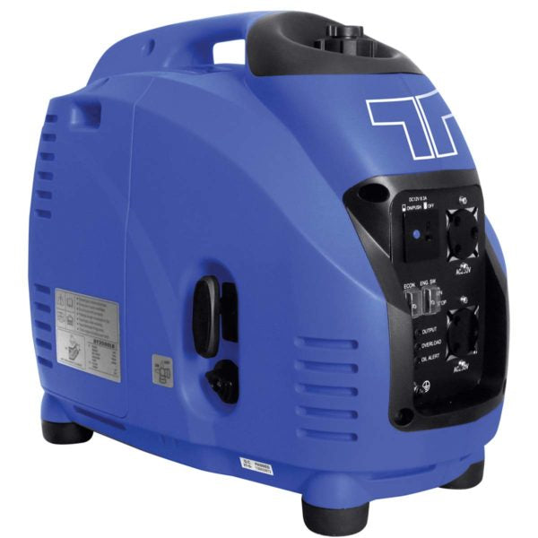 INVERTER GENERATOR 2KW -T/P - Power Tool Traders